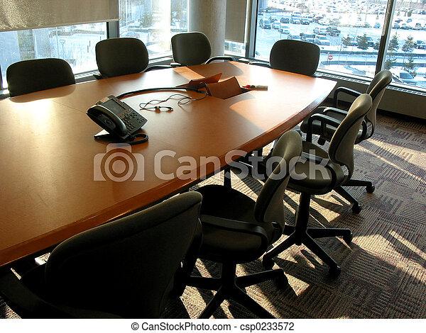 Meeting room - csp0233572