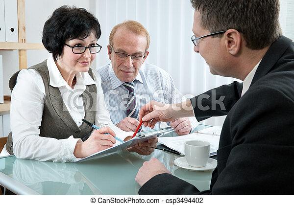 meeting - csp3494402