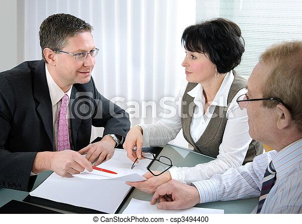 meeting - csp3494400