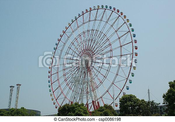 Mega Wheel - csp0086198