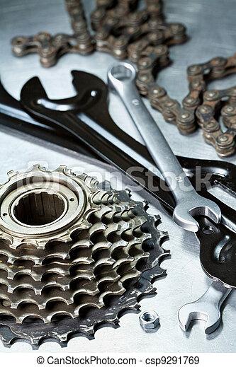 megjavítás, bicikli - csp9291769