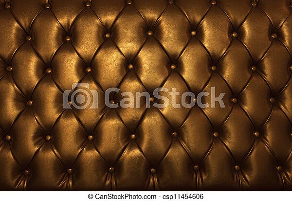 megkorbácsol, arany-, fényűzés, berendezés - csp11454606