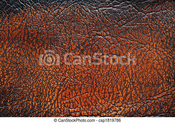 megkorbácsol, barna, struktúra - csp1819786