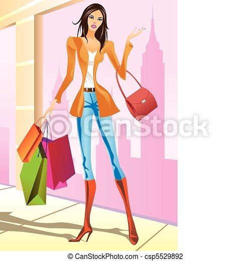 Mode Shoppen