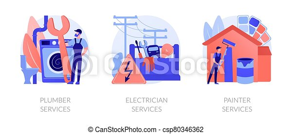 mejoramiento de las condiciones del hogar, resumen, mantenimiento, metáforas - csp80346362