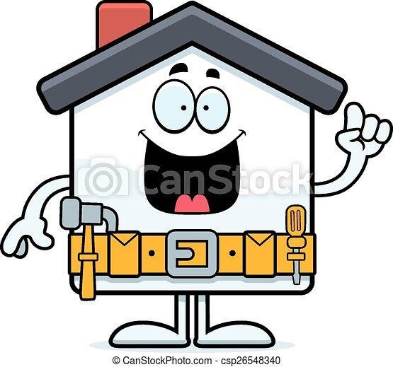 Una idea para mejorar el hogar - csp26548340