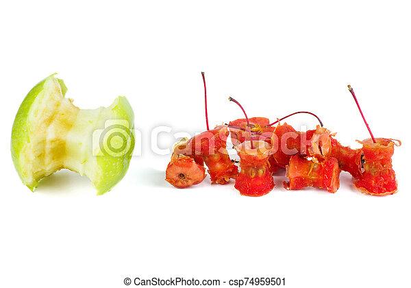 mela, granchio, centri - csp74959501