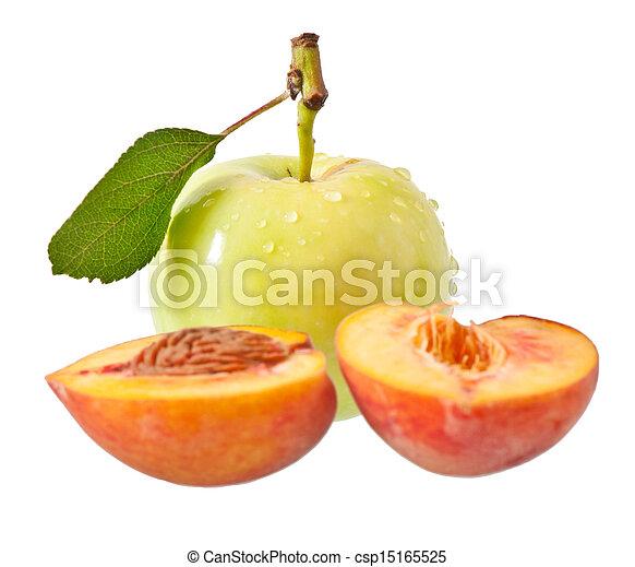 mela, pesca - csp15165525