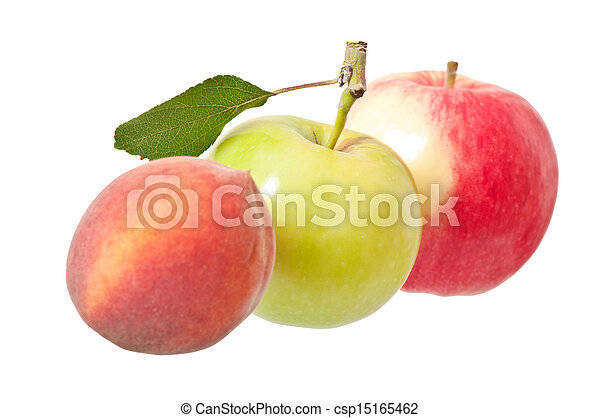 mela, pesca - csp15165462