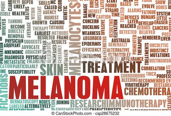melanoma - csp28675232