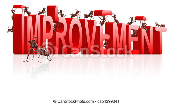 melhor, coisas, fazer, melhoria - csp4399341