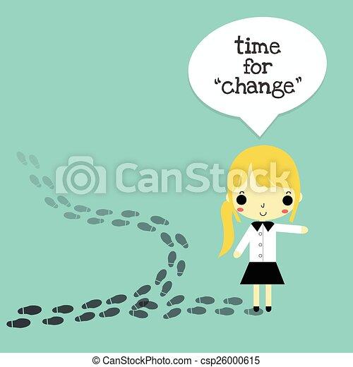 melhor, mulher, versão, mudança - csp26000615