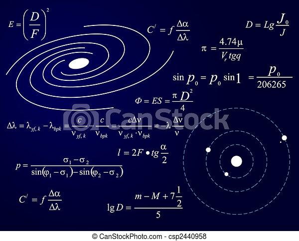 melkweg, planeet - csp2440958