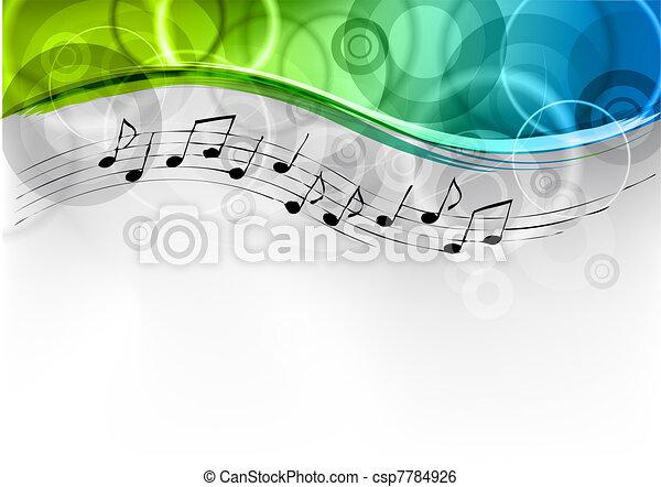 melody background - csp7784926