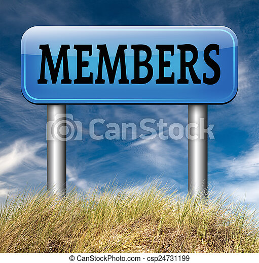 members only - csp24731199