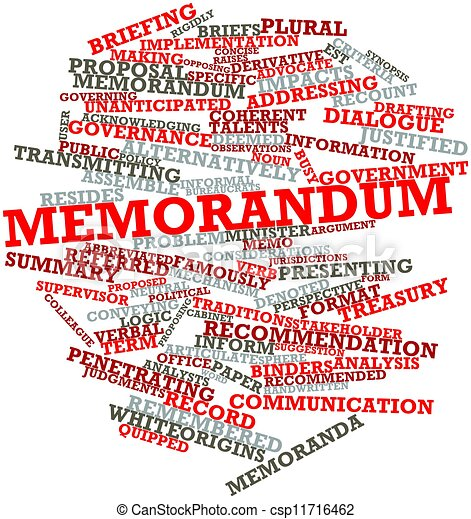 Word Memorandum  PetitComingoutpolyCo