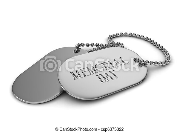 Memorial Day - csp6375322