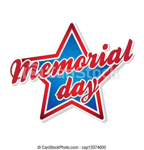 memorial day - csp13374600