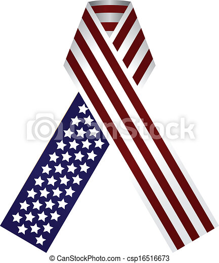 Memorial Ribbon - csp16516673