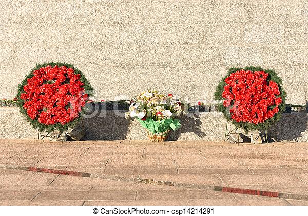 Memorial Wall - csp14214291
