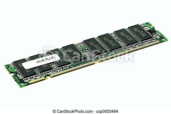 Memory module - csp0003494