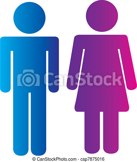 men and women signs men and woman signs isolated over white clip rh canstockphoto com men clip art free men clip art images free