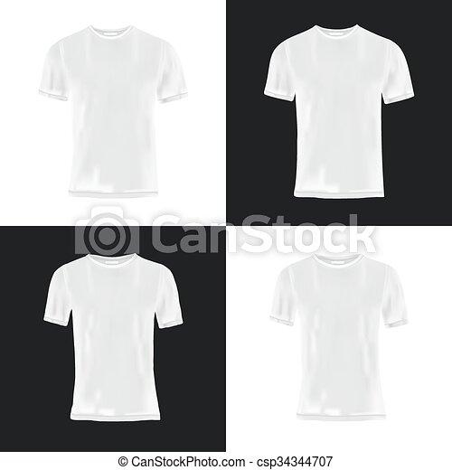 Men and women t shirt design template vector illustration isolated men and women t shirt design template csp34344707 maxwellsz