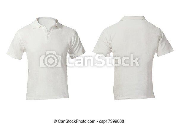 men s blank white polo shirt template men s blank white polo shirt