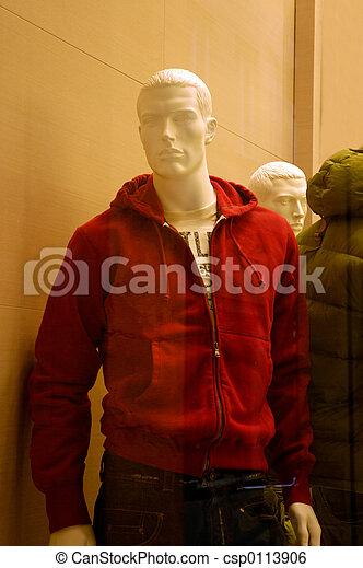 Mens Clothing Store - csp0113906