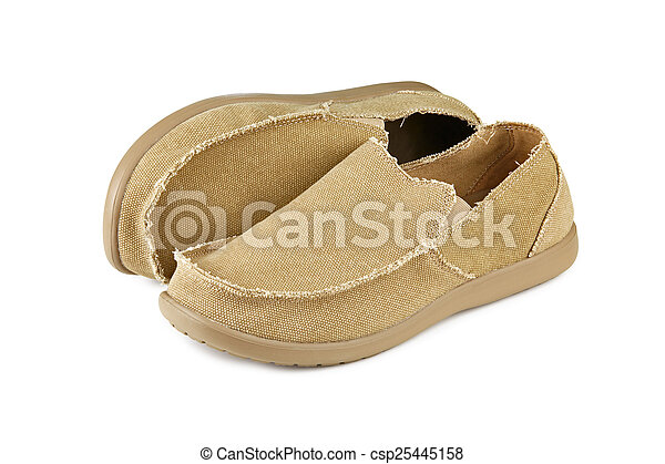 mens loafers  - csp25445158