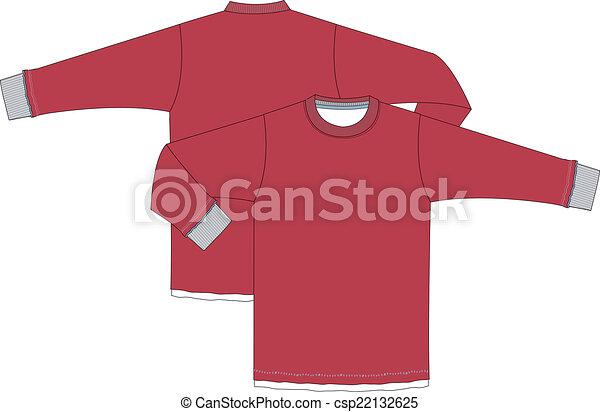 f2b2f2c9 Mens long sleeve t-shirt.