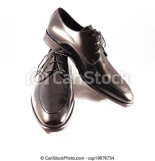 Mens shoes - csp19876734