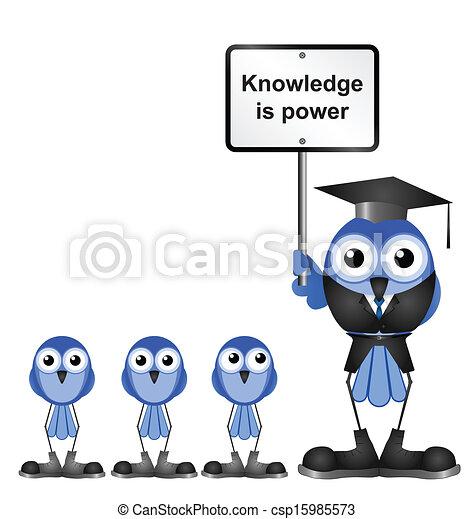 mensaje, conocimiento - csp15985573