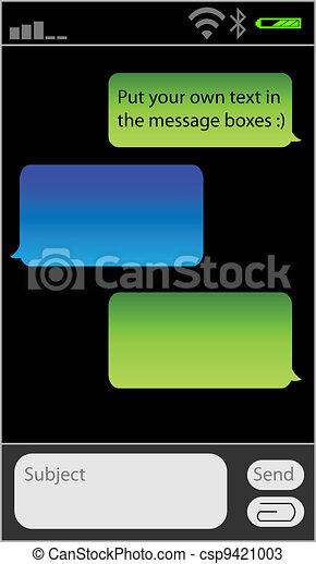 Mensaje - csp9421003