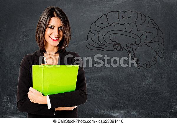mental coach - csp23891410