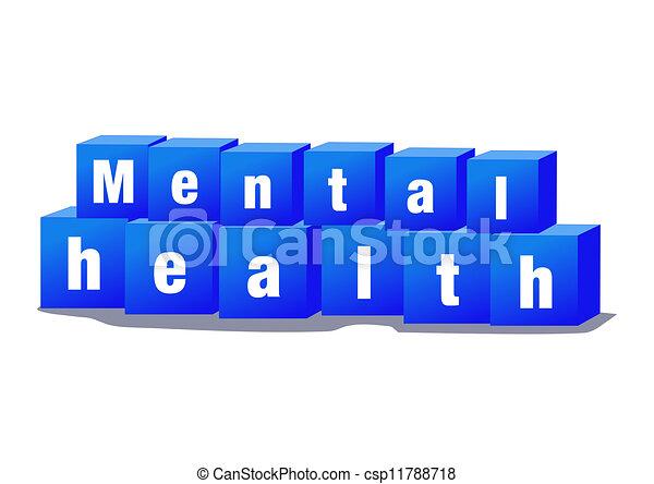 Mental health - csp11788718