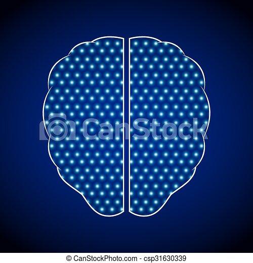 mental health design  - csp31630339