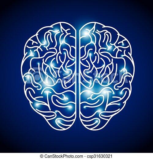 mental health design  - csp31630321
