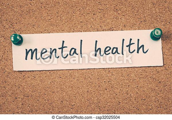 mental health - csp32025504