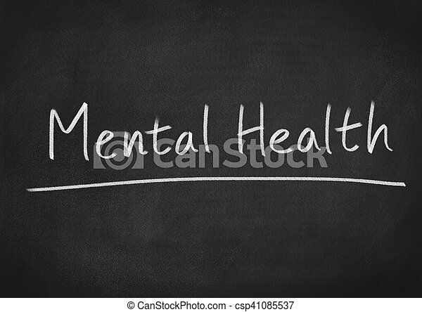 Mental Health - csp41085537