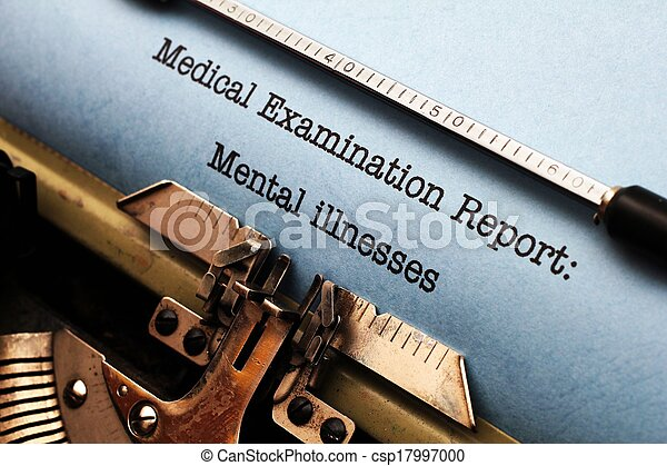 Mental illnes - csp17997000