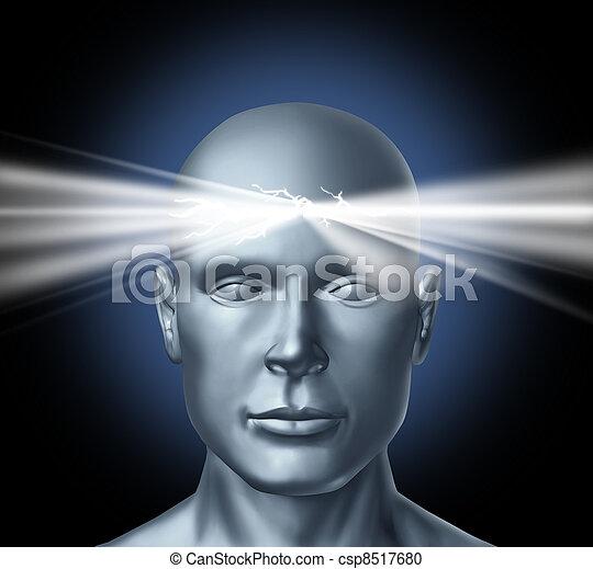 mente, potere - csp8517680