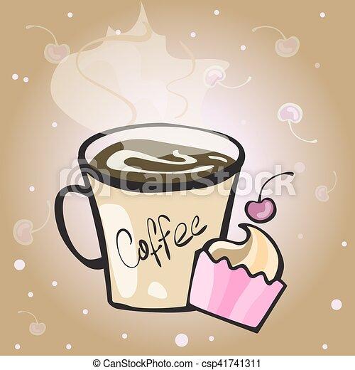 Menu for restaurant, cafe, bar, coffeehouse - csp41741311