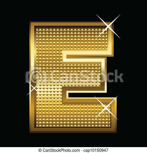 mercado de zurique, fonte, dourado, letra, tipo - csp10150947