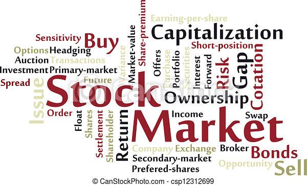 mercado, estoque - csp12312699
