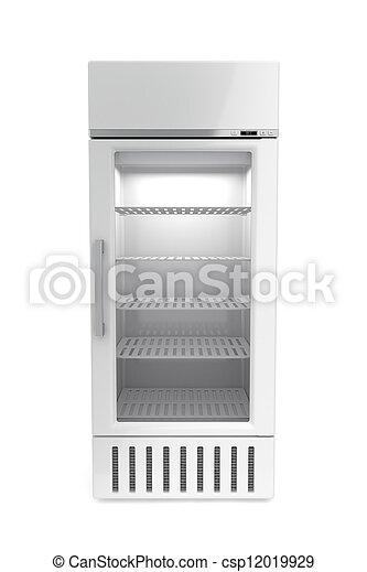 mercado, refrigerador - csp12019929