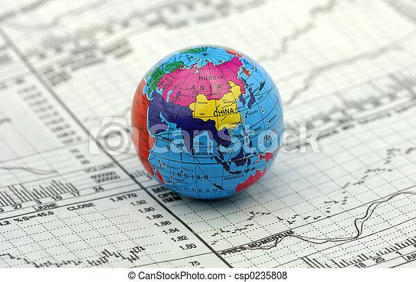 mercados globais - csp0235808