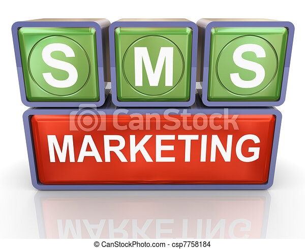 Sms Marketing - csp7758184
