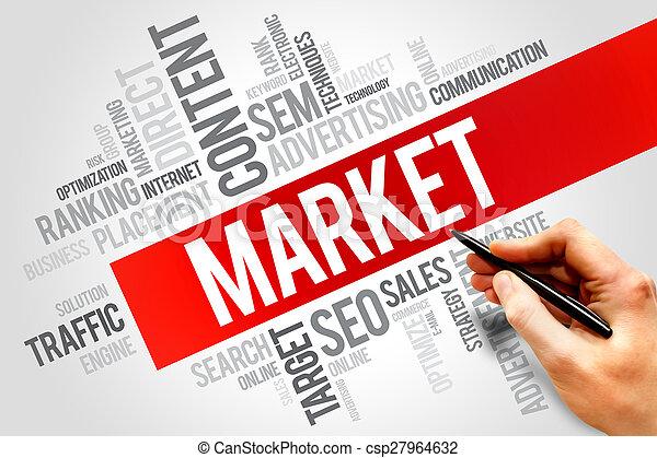 mercato - csp27964632
