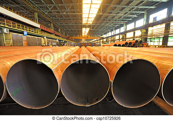 Merchandise for heavy industry steel pipes  - csp10725926